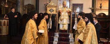 Η εορτή του Αγίου Αποστόλου Στάχυος στο Φανάρι