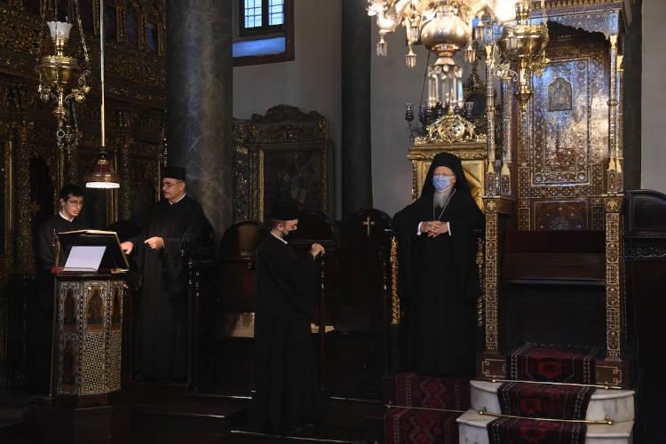 Οικουμενικός Πατριάρχης: Ευχαριστούμε τον Θεό που οδήγησε τα βήματα πολλών νέων  και υποψήφιων κληρικών στην Πόλη (ΦΩΤΟ)