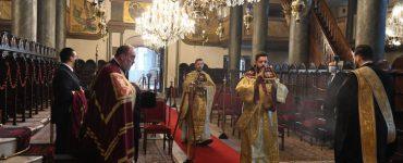 Ο εορτασμός του Αγίου Ιακώβου Τσαλίκη στο Φανάρι