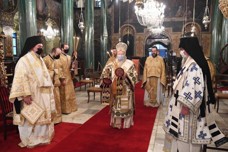 Εισόδια της Θεοτόκου στην Κωνσταντινούπολη (ΦΩΤΟ)