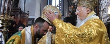 Χειροτονία του νέου Επισκόπου Κομάνων Μιχαήλ (ΦΩΤΟ)