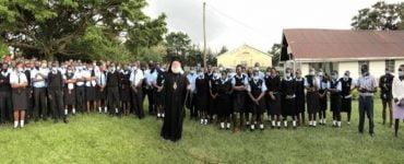 Ο Πατριάρχης Αλεξανδρείας στην Νοτιοανατολική Κένυα
