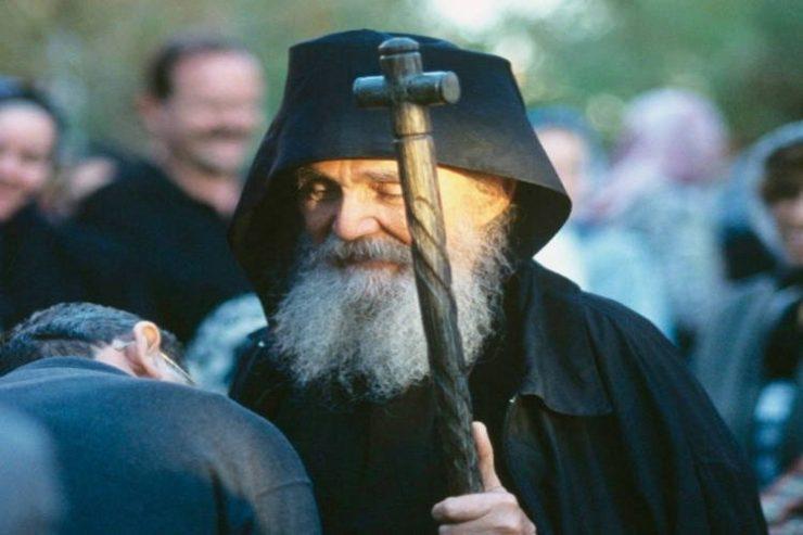 Οι Άγιοι δεν θα εκλείψουν μέχρι της συντελείας των αιώνων...