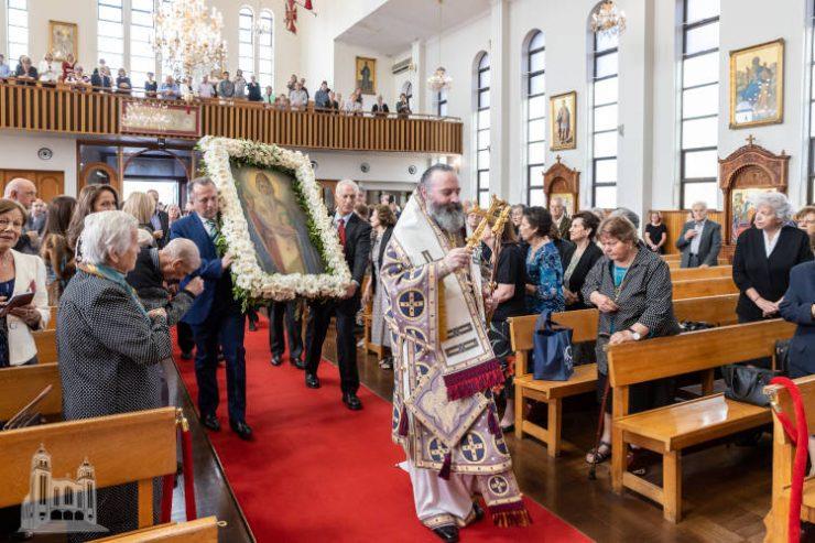 Η εορτή του Αγίου Σπυρίδωνος στο Σύδνεϋ (ΦΩΤΟ)
