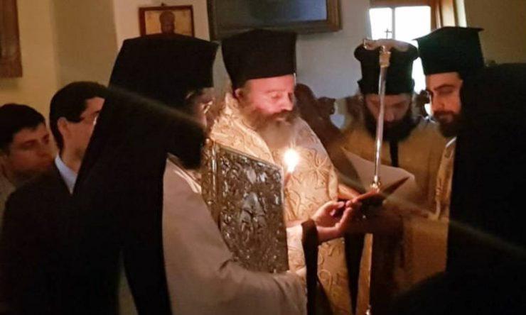 Δύο νέοι μοναχοί στην Αρχιεπισκοπή Αυστραλίας
