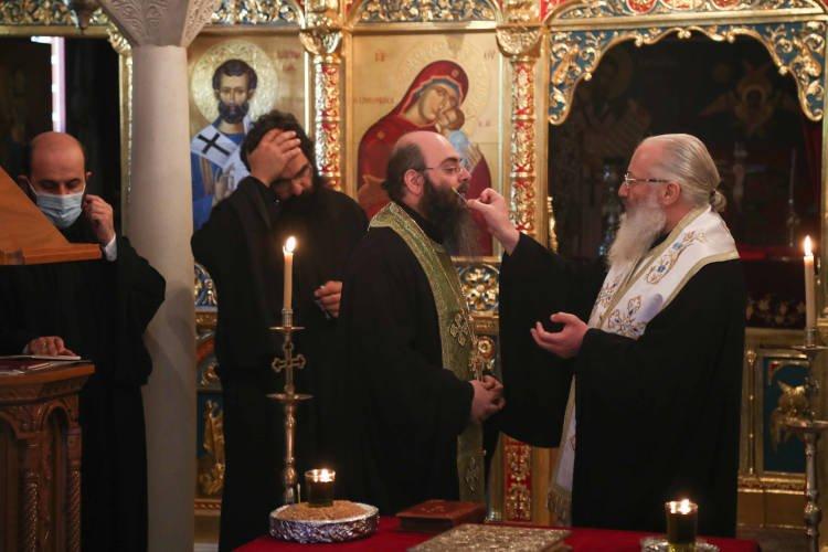 Το Μυστήριο του Ιερού Ευχελαίου στην Αρχιεπισκοπή Κύπρου