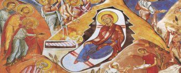 Ερμηνεία της εικόνας της Γεννήσεως του Κυρίου