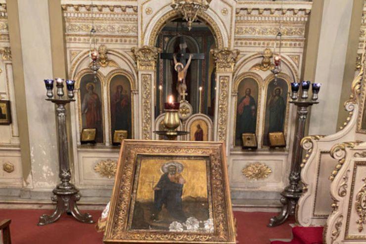 Εορτή Αρχιεπισκοπικού Παρεκκλησίου Αγίου Αποστόλου Ανδρέου του Πρωτοκλήτου