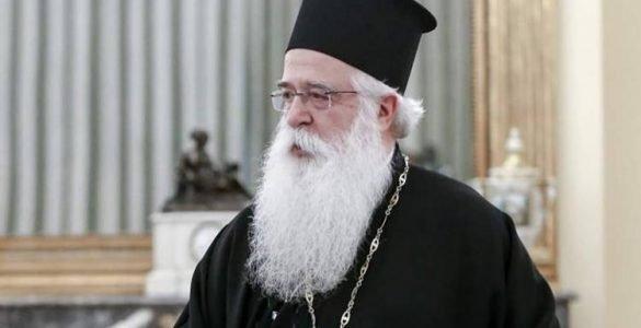 Δημητριάδος Ιγνάτιος: Να βρεθεί η χρυσή τομή για τα Χριστούγεννα (ΒΙΝΤΕΟ)