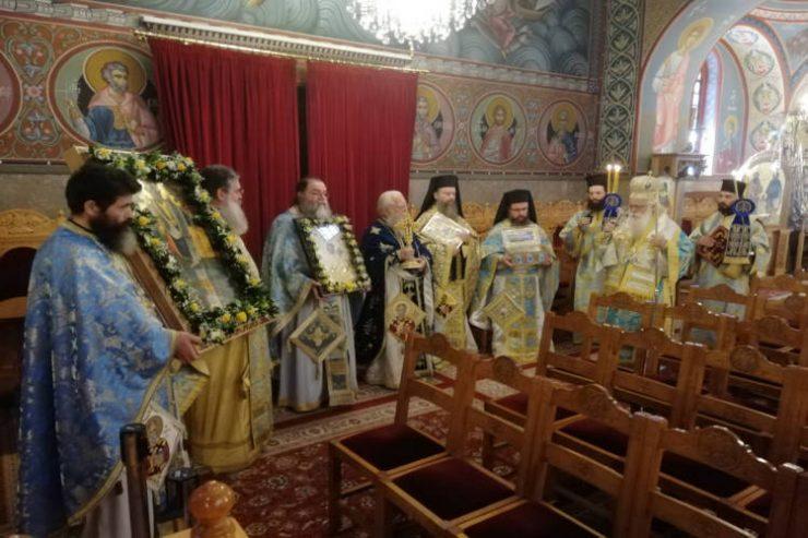 Ο εορτασμός του Αγίου Νικολάου στο Βόλο