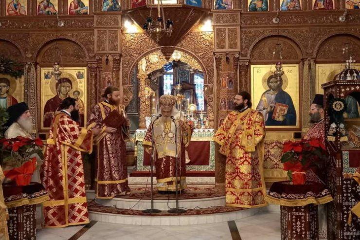 Η Εορτή του Αγίου Στεφάνου στη Σκύδρα