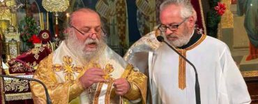 Χειροτονία ιερέως στην Ευαγγελίστρια Γρεβενών