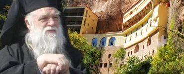Καλαβρύτων Αμβρόσιος: Ο Κύριος με ελέησε και με θεράπευσε από τον κορωνοϊό