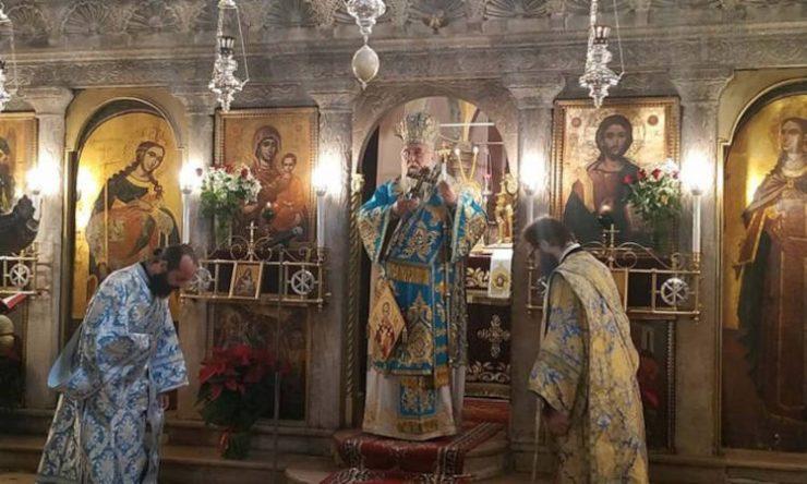 Κερκύρας Νεκτάριος: Τραγική ειρωνεία οι άρχοντες να εμποδίζουν τον λαό να τιμήσει τους Αγίους