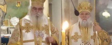 Ο Μητροπολίτης Κερκύρας Νεκτάριος για τον μακαριστό Μητροπολίτη Καστορίας