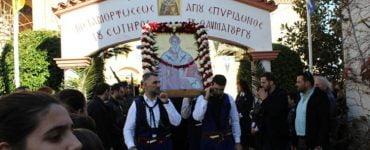 Κισάμου Αμφιλόχιος: Εγγίζει η εορτή του Αγίου των καρδιών μας