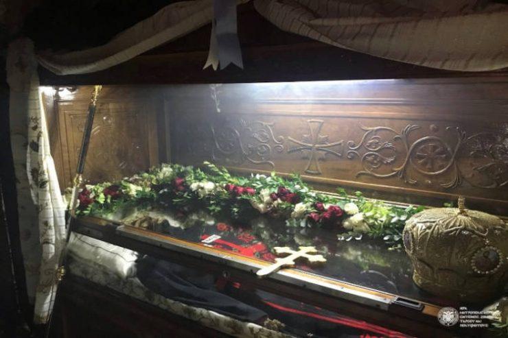 Η Εορτή του Οσίου Παταπίου στην Ιερά Μονή Λουτρακίου