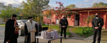 Η εορτή των Αγίων προστατών του Πυροσβεστικού Σώματος στο Γύθειο