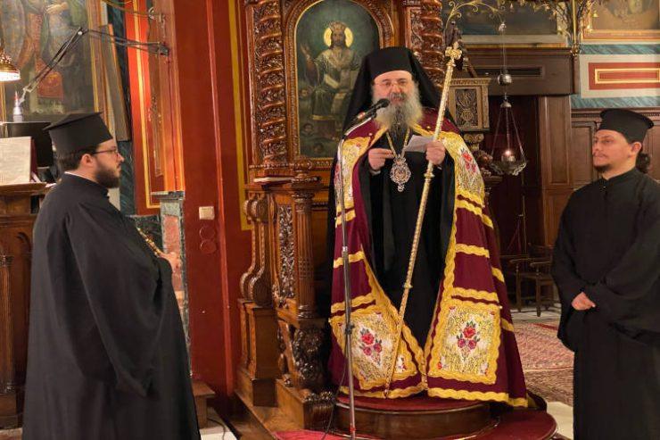 Πατρών Χρυσόστομος: Ουδείς των πιστών έμεινε άγευστος του Δείπνου