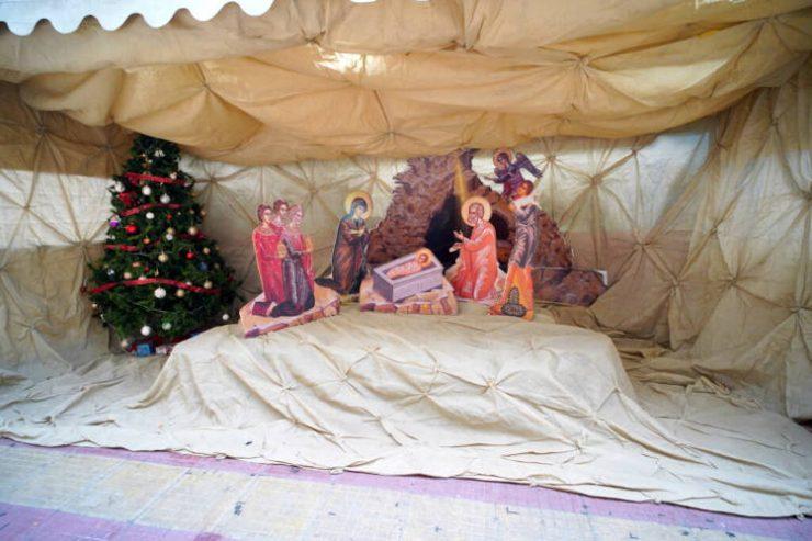 Κυριακή προ της Χριστού Γεννήσεως στον Πειραιά