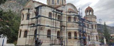 Έναρξη εργασιών Ιερού Ναού Αγίου Γεωργίου Σαντραπέ Καστελλορίζου