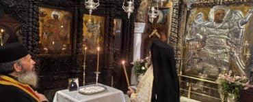 Μνημόσυνο Γερόντισσας Μαριάμ Ηγουμένης της Μονής Αγίου Νεκταρίου Κω