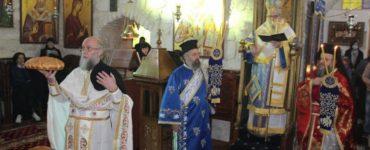 Η Εορτή του Αγίου Νικολάου στο Πατριαρχείο Ιεροσολύμων