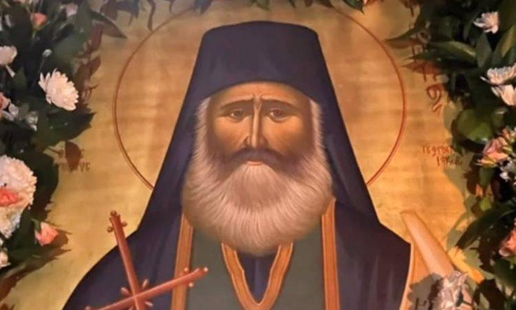 Μόρφου Νεόφυτος: Ο Άγιος Φιλούμενος στην Ουράνια Θεία Λειτουργία (ΒΙΝΤΕΟ)