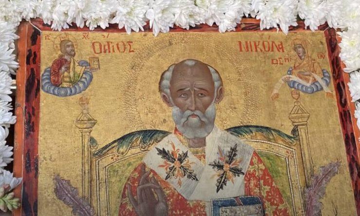 Ο Άγιος των αδικημένων και το Ψαλτήρι (ΒΙΝΤΕΟ)