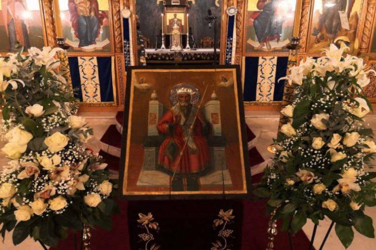 Η Εορτή του Αγίου Νικολάου στην Καρδίτσα