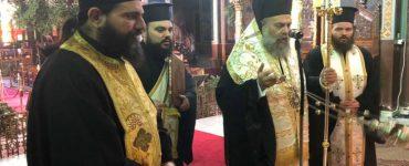 Θεσσαλιώτιδος Τιμόθεος: Ο φίλος και στοργικός πατέρας και αδελφός μας κεκοίμηται