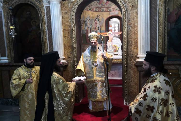 Εορτή Αγίου Αποστόλου Ανδρέου στην Καρδίτσα