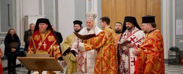 Θυρανοίξια του Σταυροπηγίου του Οικουμενικού Πατριαρχείου στο Κίεβο (ΦΩΤΟ)