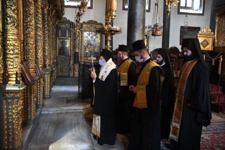 Πατριαρχικό Τρισάγιο για τον μακαριστό Μητροπολίτη Καστορίας