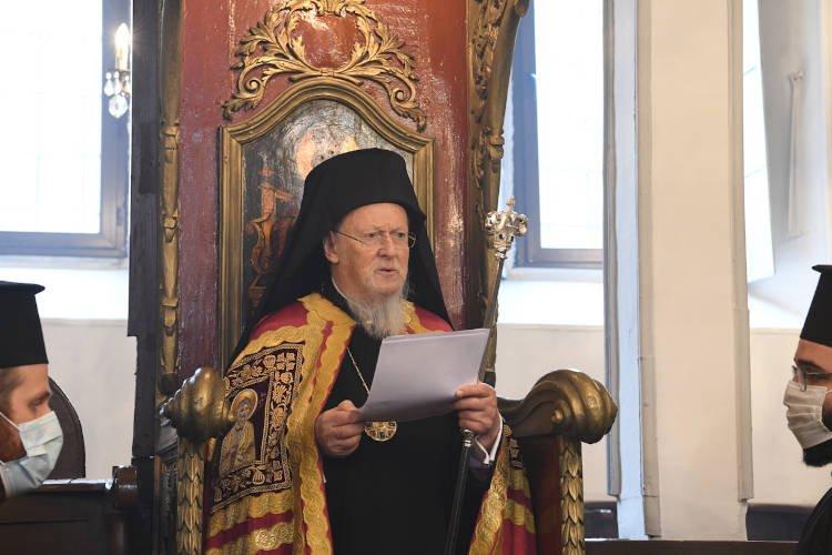 Οικουμενικός Πατριάρχης: Θα παραμείνουμε «εδραίοι και αμετακίνητοι»