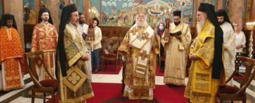 Η Εορτή του Πατριαρχικού Ναού Οσίου Σάββα του Ηγιασμένου στην Αλεξάνδρεια