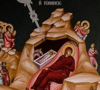 Προεόρτια Χριστουγέννων Μόρφου Νεόφυτος: Γιατί ο Θεός Πατέρας ήθελε ο Υιός και Λόγος Του να γίνει άνθρωπος; (ΒΙΝΤΕΟ)