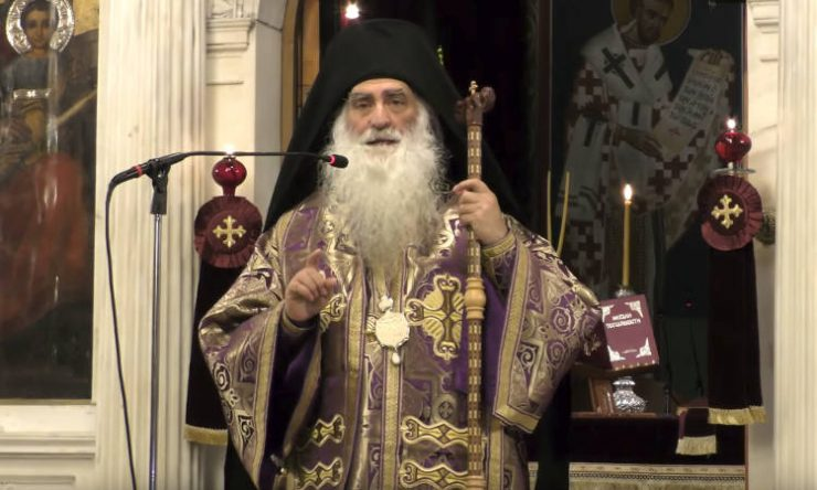 Διετές μνημόσυνο του μακαριστού Μητροπολίτου Σιατίστης κυρού Παύλου στη Σιάτιστα