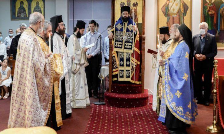 Επίσκοπος Μελόης: Να αγαπήσουμε τον Θεό περισσότερο από τον εαυτό μας
