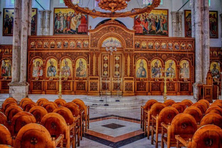 Εισήγηση ειδικών για άνοιγμα Εκκλησιών στις 24 Ιανουαρίου