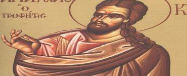 Εορτή Προφήτη Μαλαχία