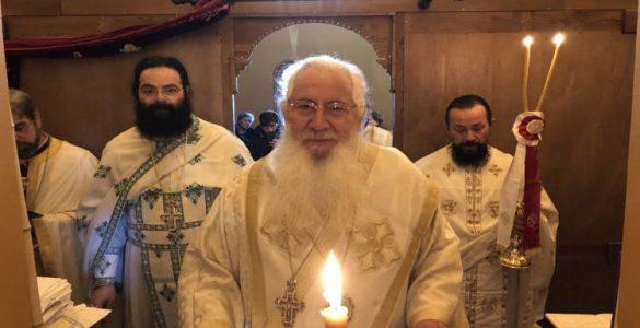 Θηβών Γεώργιος: Η Τοπική μας Εκκλησία διαμαρτύρεται για την επίθεση που δέχεται ως υπαίτια του lockdown στη Βοιωτία