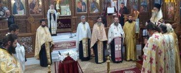 Πανηγυρικός Εσπερινός στην Άρτα για τον Άγιο Μάξιμο τον Γραικό