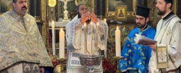 Τα Άγια Θεοφάνια στη Μητρόπολη Αυστρίας