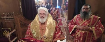 Διδυμοτείχου Δαμασκηνός: Ο τυφλός στο πρόσωπο του Ιησού βλέπει το Σωτήρα του