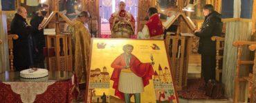 Εορτή Αγίου Γεωργίου του Νεομάρτυρος στη γενέτειρα του Αγίου
