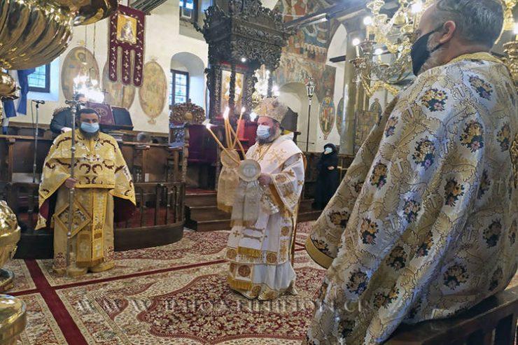 Η Εορτή του Αγίου Αθανασίου στα Ιωάννινα