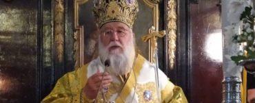 Κερκύρας Νεκτάριος: Πολεμουμένη νικά η Εκκλησία!