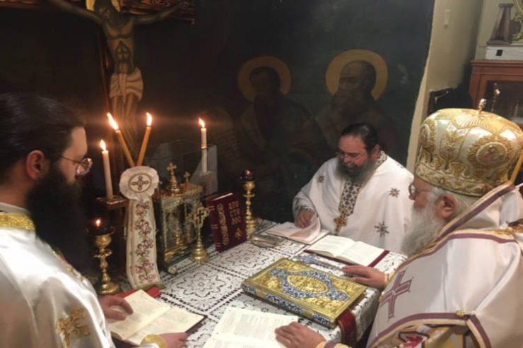 Κερκύρας Νεκτάριος: Ελπίδα μας η ανάσταση στο μυστήριο του θανάτου