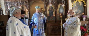Εορτή Αγίου Ιωάννου Προδρόμου στη Μονή Κορακιών
